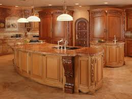 nice large kitchen designs with island design and style house
