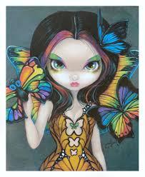jasmine becket griffith gothic fantasy emo occasion birthday blank