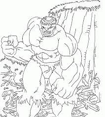 hulk coloring book coloring