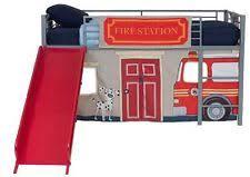 Fire Truck Bunk Bed Fire Truck Bed Ebay