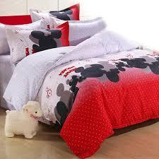 wholesale kids cute bedding cartoon minnie mouse monkey cat