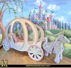 Cinderella Carriage Pumpkin Decorating Theme Bedrooms Maries Manor Princess Style Bedrooms