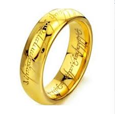 engraved rings gold images Gold silver ring vintage jewelry laser engraved stainless steel jpg