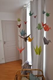 Deco Chambre Vintage by Chambre Vintage Liberty Mobile Origami Big 1 U2013 Canton By Me