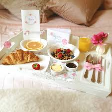 Breakfast In Bed Table by Mother U0027s Day Breakfast In Bed Kit Food Brunch And Coffee