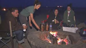 Beach Fire Pit by Beach Fire Pits Both Sides Weigh In At Public Hearing Abc7 Com