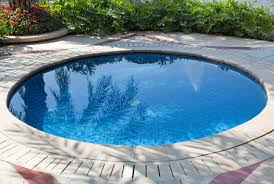 Cost Of Small Pool In Backyard Contemporary Ideas Small Inground Pools Cost Good Looking Best