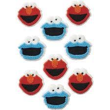edible cake decorations wilton 710 3474 sesame edible cupcake toppers