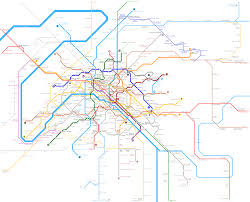 Houston Metro Map by Paris Map