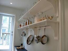 kitchen wall shelves ideas kitchen hanging storage ideas tiny organization industrial