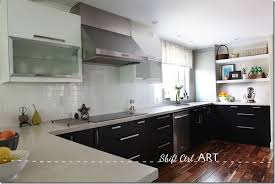 kitchen cabinet top kitchen kitchen remodel after caesar stone acacia hardwood diy