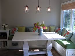 kitchen banquette ideas kitchen banquette seating with window and pillow house design and