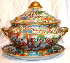 mandarin porcelain late 18th century export famaille mandarin porcelain
