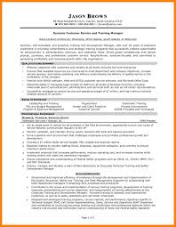Customer Service Example Resume by Retail Customer Service Manager Resume Free Resume Example And