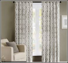 Gray And White Blackout Curtains White Blackout Curtains Canada Gopelling Net