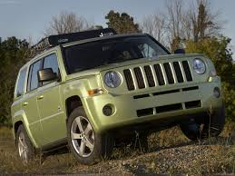 jeep patriot off road tires jeep patriot back country concept 2008 pictures information