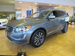 used 2016 volvo xc60 suv gray for sale in waukesha wi stock v16247
