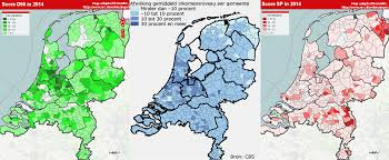 2014 Election Map by Everything You Ever Wanted To Know About The Netherlands U0027 Local