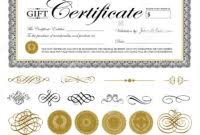 certificate the best and professional templates