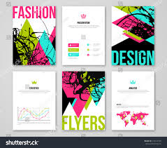 set fashionable business card templates crown stock vector