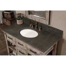 Rustic Bathroom Cabinets Vanities - rustic bathroom vanities u0026 vanity cabinets shop the best deals