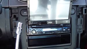 ford mustang audio system how to remove install add car radio stereo receiver in a ford
