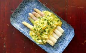 cuisine flamande recettes de cuisine flamande par tortore asperges à la flamande