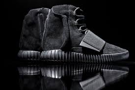 all black adidas yeezy 750 boost black the sole supplier