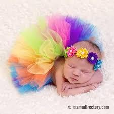 baby props newborn photography props rainbow baby handmade baby tutu skirt