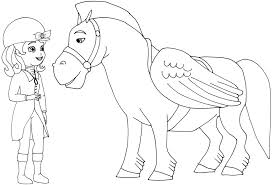 princess sofia coloring pages ngbasic