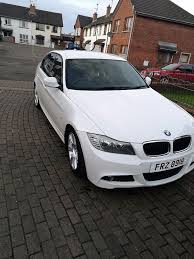 bmw for sale belfast 2010 bmw 318d msport white only 1 for sale in northern