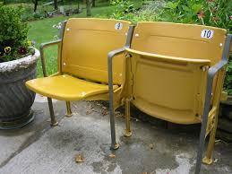 Stadium Chairs With Backs Vintage Stadium Seat Parts U2014 Tedx Decors The Amazing Of Vintage