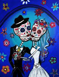 dia de los muertos pictures dia de los muertos the painting by pristine cartera turkus