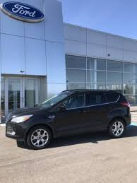 Ford Escape 2013 - used 2013 ford escape se