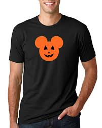 Mickey Mouse Halloween T Shirts by Mickey Pumpkin Mickey Jack O Lantern Mickey Mouse Disney