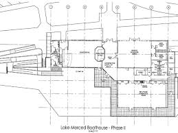 Joseph Eichler Floor Plans by Puc Rescues Lake Merced Boathouse Curbed Sf