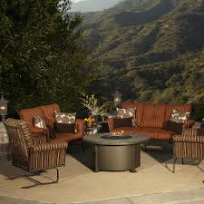 Ow Lee Fire Pit by Fire Pits Reach New Heights U2013 Literally Rich U0027s For The Home
