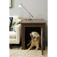 Dog Crate Furniture Bench New Age Pet New Age Pet Crate End Table U0026 Reviews Wayfair