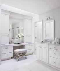 Vanity Stools For Bathrooms Mirrored Vanity Stool Design Ideas Regarding Bathroom Chairs