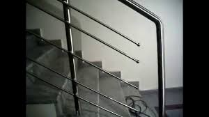 how to stainless steel railing installation tutorial in
