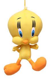 buy funny teddy yellow duck tweety bird soft toy 40cm stuffed
