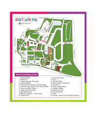 Oregon State Fair Map by Dixie Classic Fair Schedule Dixie Classic Fair
