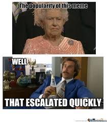 Queen Elizabeth Meme - queen elizabeth by ivanrey1 meme center