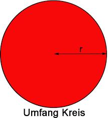 kreisfläche rechner umfang kreis fläche kreis