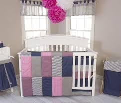 Preppy Crib Bedding Trend Lab Perfectly Preppy 3 Crib Bedding Set Free Shipping