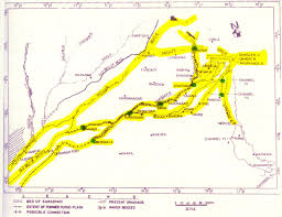 India River Map by Mystery Of Sarsavati River