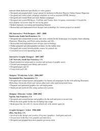 Nail Tech Resume Sample Graphics Production Artist Resume Free Graphics Production Artist