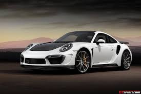 porsche 911 turbo s tuning official topcar porsche 911 turbo and turbo s stinger gtr gtspirit
