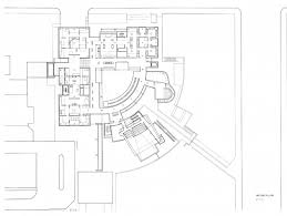 Floor Plan Of Museum High Museum Of Art U2013 Richard Meier U0026 Partners Architects