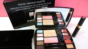 travel chanel images Chanel travel palette review jpg